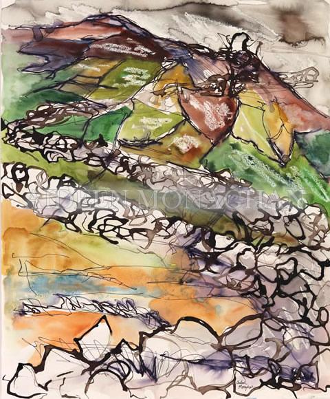 Aran Islands Landscape - Aideen Monaghan